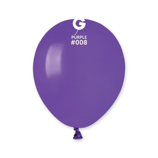 A50: #008 Purple 050813 Standard Color 5in