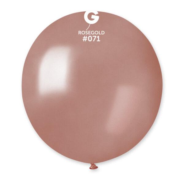 GM150: #071 Rose Gold 157154 Metallic Color 19″