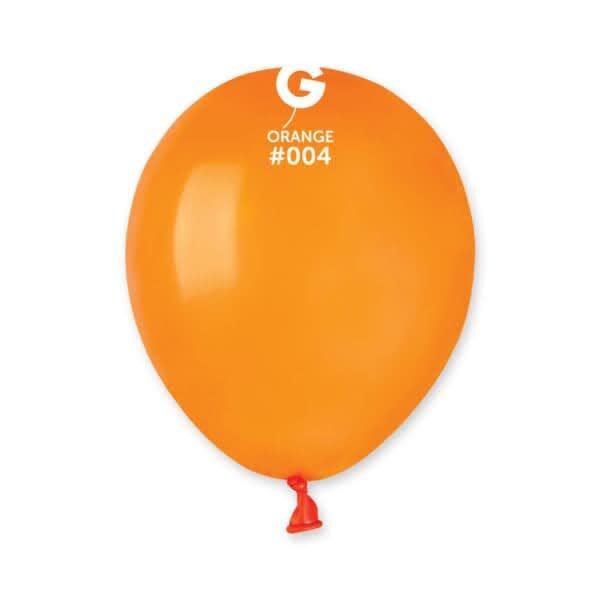 A50: #004 Orange 050417 Standard Color 5in