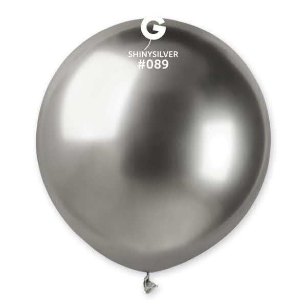 GB150: #089 ShinySilver 158953 19 in