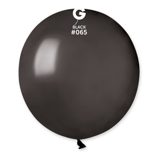 GM150: #065 Metal Black 156553 Metallic Color 19″
